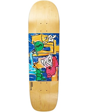 Polar Herrington Debacle Pro Deck - P1 Shape 8.75