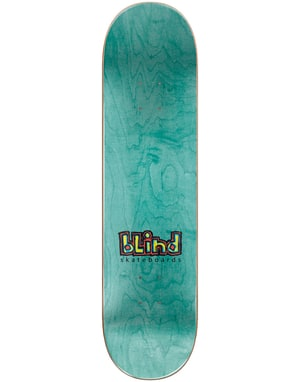 Blind Beckett Surveillance Skateboard Deck - 8.5