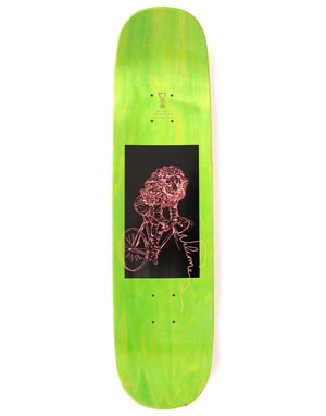 Welcome Demon Prince 2 on Amulet Skateboard Deck - 8.125