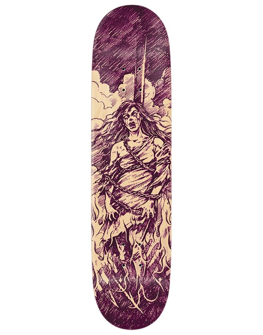 Zero Brockman Enchanted Skateboard Deck - 8.25""