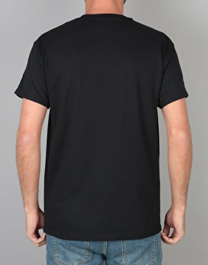 Route One Riot T-Shirt - Black