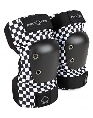 Pro-Tec Street Elbow Pads - Black/White Checker