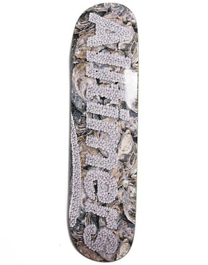 Alltimers Pearls Logo Skateboard Deck - 8