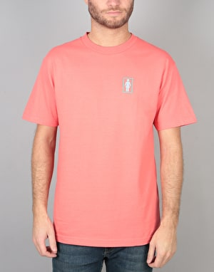 Girl Duo OG T-Shirt - Coral