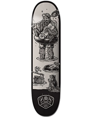 Element x Timber River Team Deck - 8.25