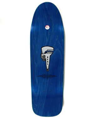 Real Thiebaud Wrench Justice Pro Deck - 9.78