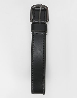 Dickies Branchville Leather Belt - Black