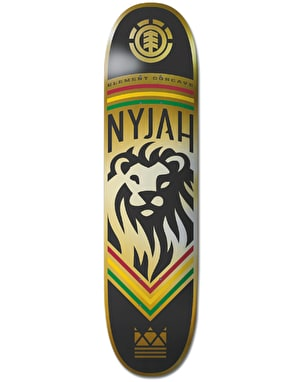 Element Nyjah Concave King Pro Deck - 8.125