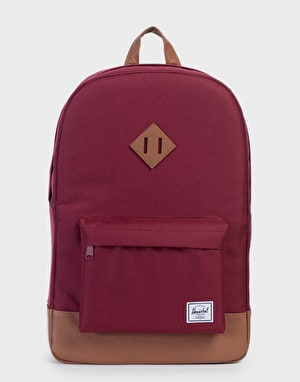 Herschel Supply Co. Heritage Backpack - Windsor Wine/Tan