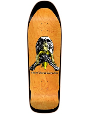 Blind Gonz Skull & Banana SP Reissue Skateboard Deck - 9.875
