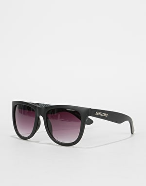Santa Cruz Ghost Lady Sunglasses - Black