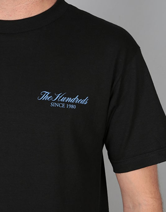 The Hundreds Nothing is Sacred T-Shirt - Black