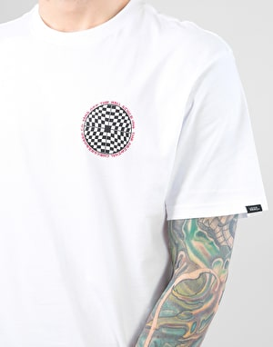 Vans Checkered T-Shirt - White