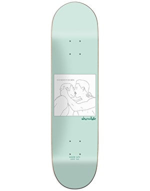 Chocolate Hsu Modern Love Skateboard Deck - 8.375
