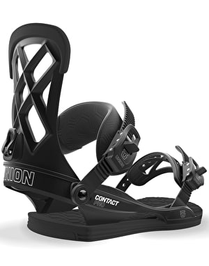 Union Contact Pro 2018 Snowboard Bindings - Black