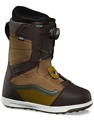 Vans Encore 2018 Snowboard Boots - Brown/Tan