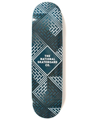 The National Skateboard Co. Classic Team Deck - 8.125