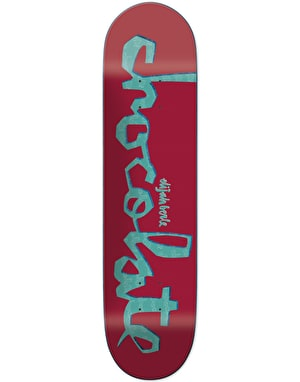 Chocolate Berle Original Chunk Pro Deck - 8.375
