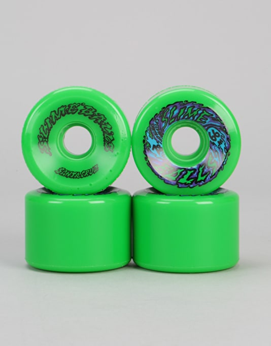 Santa Cruz Slime Balls 66s 78A Team Wheel - 66mm
