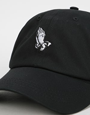 Santa Cruz JJ Pray Cap - Black