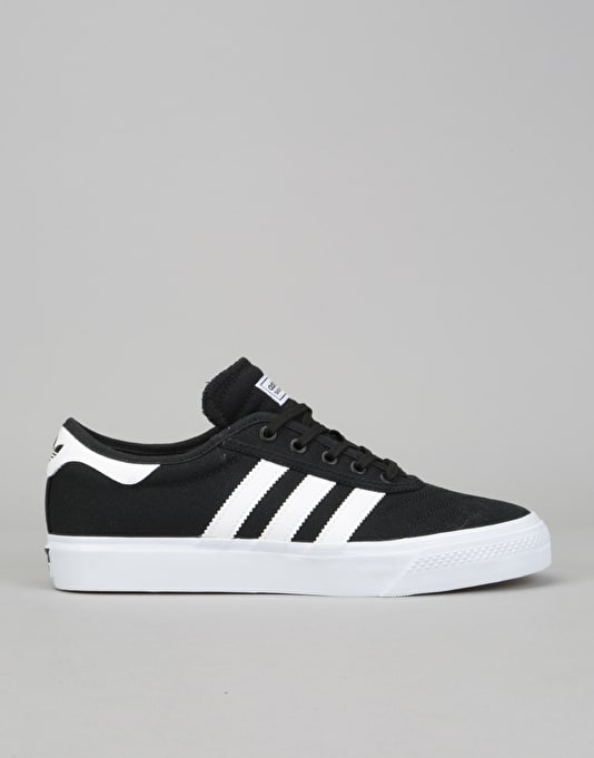 new concept 82065 1bef1 Adidas Adi-Ease Premiere Skate Shoes - BlackWhiteGum  Skate Shoes  Mens  Skateboarding Trainers  Footwear  Route One