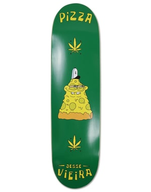Pizza Vieira Bikini Bottom Skateboard Deck - 8.375