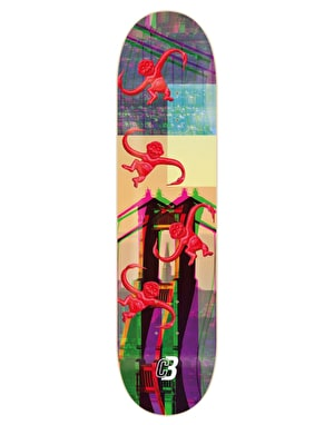 Colourblind Rise Skateboard Deck - 8.25
