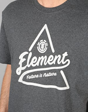 Element Ascent T-Shirt - Charcoal Heather