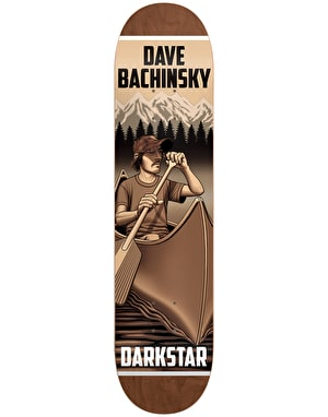 Darkstar x Marc McKee Bachinsky Canoe Impact Light Pro Deck - 8