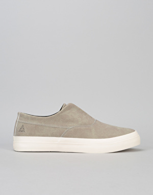 HUF Dylan Slip On Pro Skate Shoes - Fog