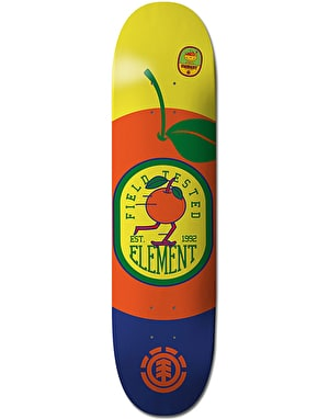 Element YAWYE Orange Skateboard Deck - 8