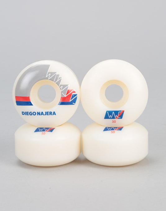 Wayward Najera Finish Line Round Cut 101a Pro Wheel - 50mm