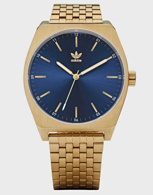 Adidas Process M1 Watch - Gold/Navy Sunray