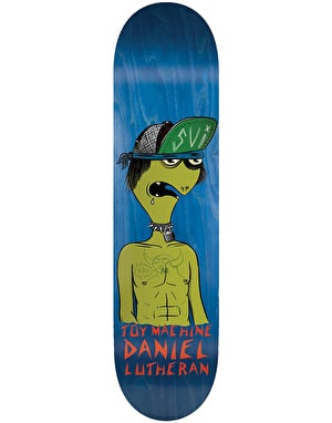 Toy Machine Lutheran Suicidal Skateboard Deck - 8