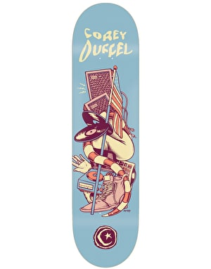 Foundation Duffel Jumble Pro Deck - 8.5