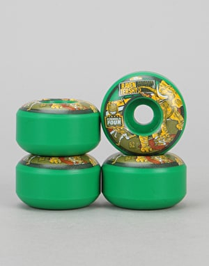 Spitfire Raven Stompers Formula Four 101d Pro Wheel - 52mm