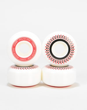 Route One Dots 102a Skateboard Wheel - 53mm