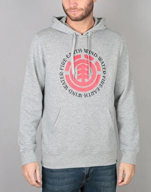 Element Seal Pullover Hoodie - Grey Heather