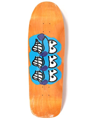 Polar Brady Dane Face 2 Pro Deck - DANE 1 Shape 9.75