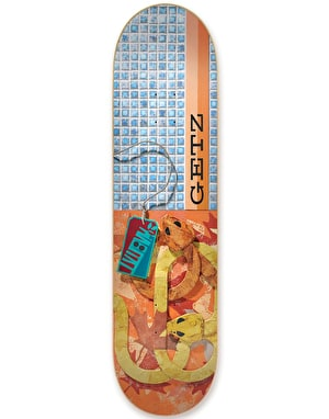 Habitat Getz Exposition Series Reissue Skateboard Deck - 8