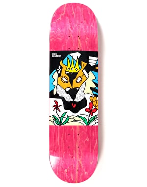 Polar Boserio Lion King Pro Deck - 8.375
