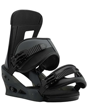 Burton Freestyle Re:Flex 2018 Snowboard Bindings - Black Matte