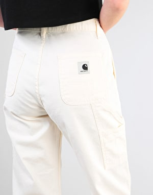 Carhartt Womens Pierce Pant - Wax (Rinsed)