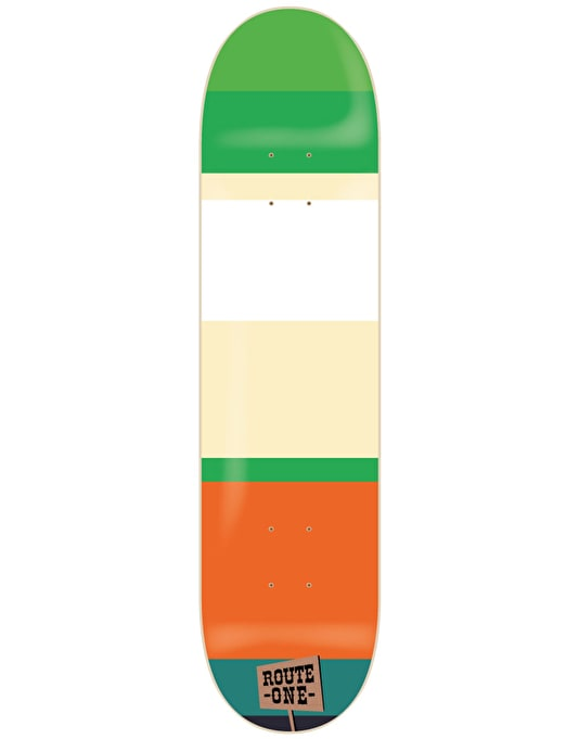 Route One Kyle Skateboard Deck - 8.125""