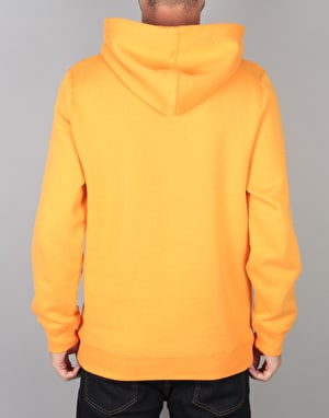 Stüssy Smooth Stock Applique Pullover Hood - Apricot