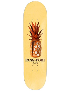 Pass Port Pall Mother of Pearls Series Skateboard Deck - 8.5