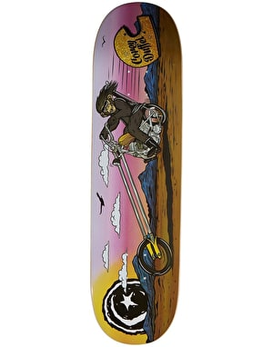 Foundation Duffel Primates Skateboard Deck - 8.25
