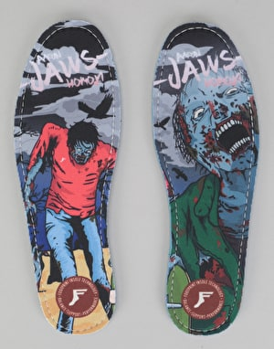 Footprint Jaws Zombie King Foam 7mm Hi-Profile Insoles