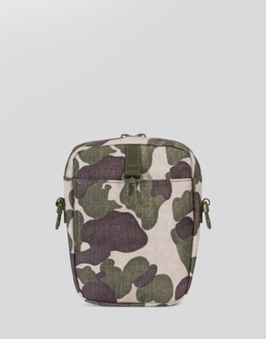 Herschel Supply Co. Cruz Cross Body Bag - Frog Camo