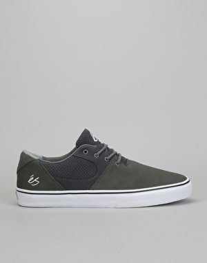 eS Accel Square Skate Shoes - Grey/Grey